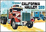 Peterbilt 359 California Hauler Conventional Tractor -- Plastic Model Truck -- 1/25 Scale -- #866