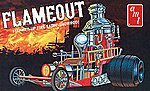 Flameout Show Rod -- Plastic Model Vehicle Kit -- 1/25 Scale -- #934