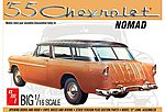 1955 Chevy Nomad Wagon -- Plastic Model Car Kit -- 1/16 Scale -- #1005-06