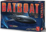 Batman Batboat -- Plastic Model Vehicle Kit -- 1/25 Scale -- #1025-12