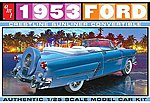1953 Ford Convertible -- Plastic Model Car Kit -- 1/25 Scale -- #1026-12