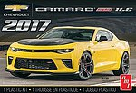 2017 Chevy Camaro SS 1LE -- Plastic Model Car Kit -- 1/25 Scale -- #1074m-12
