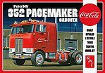 Peterbilt 352 Pacemaker Cabover -- Plastic Model Truck Kit -- 1/25 Scale -- #1090-12
