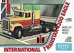 International Transtar 4300 Eagle -- Plastic Model Truck Kit -- 1/25 Scale -- #629