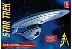 USS Excelsior -- Plastic Model Spaceship Kit -- 1/1000 Scale -- #843-12