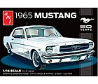 1965 Ford Mustang -- Plastic Model Car Kit -- 1/16 Scale -- #872_06