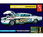 1953 Studebaker Starliner Mr. Speed -- Plastic Model Car Kit -- 1/25 Scale -- #877_12