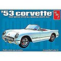 1953 Chevy Corvette -- Plastic Model Car Kit -- 1/25 Scale -- #910-12