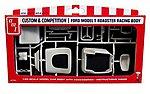 Ford Racing T Body Car -- Plastic Model Vehicle Accessory Kit -- 1/25 Scale -- #pp9