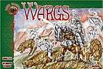 Wargs Figures -- Plastic Model Fantasy Figure -- 1/72 Scale -- #72019