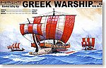 Greek Warship 100BC -- Plastic Model Sailing Ship Kit -- 1/350 Scale -- #43158