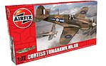 1/72 Curtis Hawk 81-A-2 -- Plastic Model Airplane Kit -- #01003