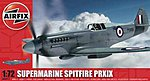 Spitfire PR XIX -- Plastic Model Airplane Kit -- 1/72 Scale -- #02017