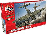 Junkers Ju87B1 Stuka Fighter -- Plastic Model Airplane Kit -- 1/72 Scale -- #3087