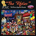 The 50S -- Jigsaw Puzzle 600-1000 Piece -- #70320
