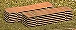 Mill Lumber -- HO Scale Model Railroad Building Accessory -- #791