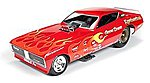 1971 Dodge Charger Gene Snow F/C -- Diecast Model Car -- 1/18 Scale -- #1118