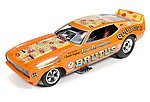 1971 Lew Arrington Brutus Mustang -- Diecast Model Car -- 1/18 Scale -- #1169