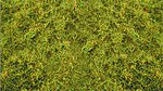 2mm Pull-Apart Static Grass Light Green -- Model Railroad Scenery Ground Cover -- #31011