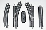 Layout Expander E-Z -- HO Scale Track Steel -- #44494