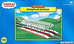 Knapford Station Building Kit -- HO Scale Thomas-the-Tank Electric Accessory -- #45239
