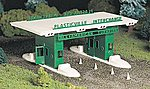 Turnpike Interchange Kit -- O Scale Model Railroad Building -- #45601