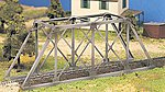 Trestle Bridge Snap Kit -- O Scale Model Railroad Bridge -- #45975