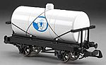 Rolling Stock - Tidmouth Tank Car -- G Scale Model Train Freight Car -- #98005