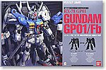 Gundam GP01/Fb PG -- Snap Together Plastic Model Figure -- #116409