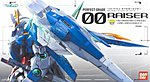 00 RAISER PG -- Snap Together Plastic Model Figure -- #161016