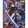 MG Astray Red Frame Revise -- Snap Together Plastic Model Figure -- 1/100 Scale -- #162047