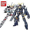 RX-0 UNICORN GUNDAM MG -- Snap Together Plastic Model Figure -- #162053