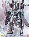 RX-0 FULL ARMOR UNICORN GUNDAM -- Snap Together Plastic Model Figure -- #172818