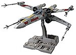 X-Wing Star Fighter Star Wars -- Snap Tite Plastic Model Figure -- 1/72 Scale -- #191406