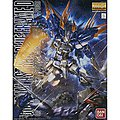 MG 1/100 Gundam Astray Blue Flame D -- Snap Together Plastic Model Figure -- #194359