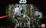 AT-ST Star Wars -- Snap Tite Plastic Model Figure -- 1/48 Scale -- #194869