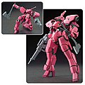 Ryuseigo Gundam Iron-Blooded Orphans -- Snap Together Plastic Model Figure -- 1/144 -- #202306