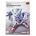 SD EX-Standard Gundam Exia -- Snap Together Plastic Model Figure -- #202753