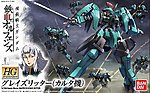 HG IBO Carta's Graze Ritter Gundam Orphans -- Snap Together Plastic Model Figure -- 1/144 -- #204179