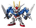 SD EX-Standard 00 Gundam ''Gundam 00'' -- Snap Together Plastic Model Figure -- #204936