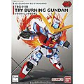 Lightning BWS MK-III Gundam Build Fighters -- Snap Together Plastic Model Figure -- 1/144 -- #20760