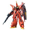 Bawoo ZZ Gundam Bandai RE -- Snap Together Plastic Model Figure -- 1/100 Scale -- #210512