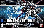 #171 Aile Strike Gundam -- Snap Together Plastic Model Figure -- 1/144 Scale -- #185144