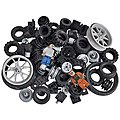 Wheels Kit 108pcs -- Building Block Set -- #19004