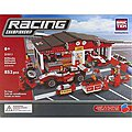 Pit Stop 852pcs -- Building Block Set -- #21511