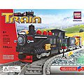 Black Locomotive 586pcs -- Building Block Set -- #21704