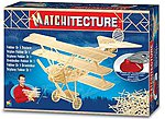 Fokker Dr I Triplane (1050pcs) -- Wooden Construction Kit -- #6610