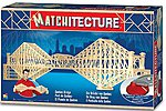 Quebec Bridge (Canada) (2150pcs) -- Wooden Construction Kit -- #6620
