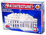 The White House (1900pcs) -- Wooden Construction Kit -- #6626
