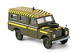 Land Rover RAF Mt Rescue -- HO Scale Model Railroad Vehicle -- #13764